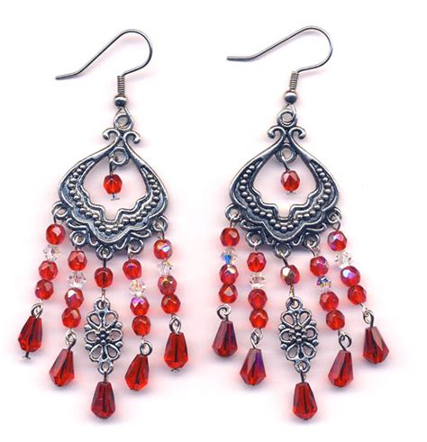 how to make your own jewelry make your own chandelier earrings style