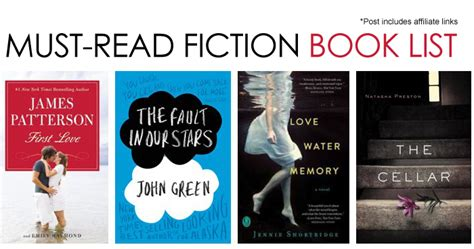 popular to read 10 must read fiction books