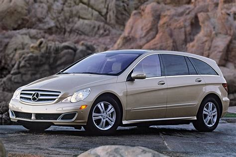 2006 Mercedes R Class by 2006 Mercedes R Class Reviews Specs And Prices