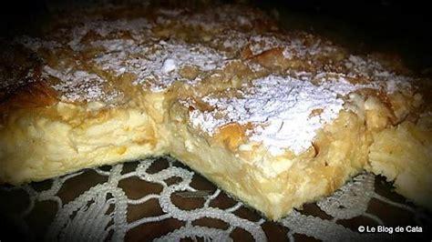recette de g 226 teau 224 la p 226 te filo et fromage blanc plăcintă