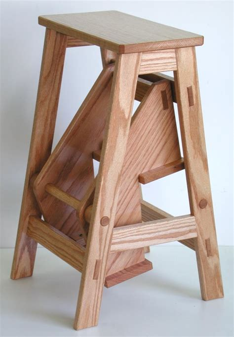 step stool plans woodworking the sorted details folding step stool free plan ідеї