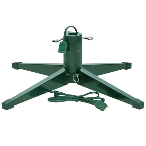 tree stand for artificial tree national tree company metal revolving tree stand for
