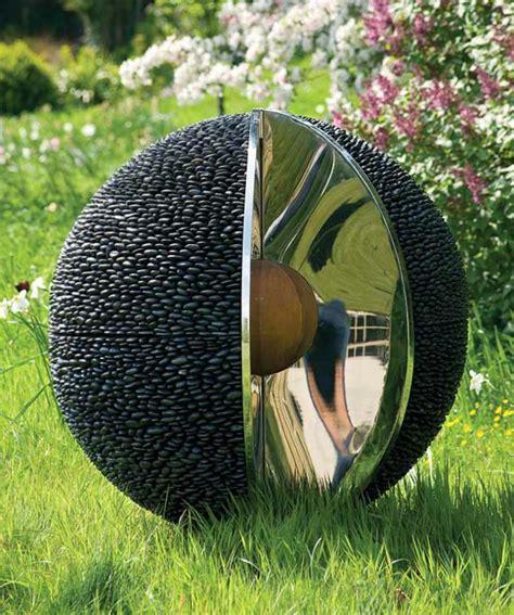 Garten In Der Kunst by Moderne Gartenskulpturen Machen Ihren Garten Innovativ