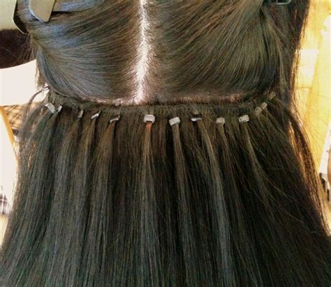 hair extensions micro micro ring are considered to be the most undetectable hair