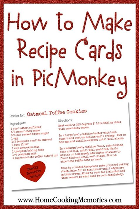 make a recipe card 1000 images about printable recipe cards on