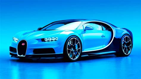 The Best Cars In The World by Top 10 Fastest Cars In The World 2017