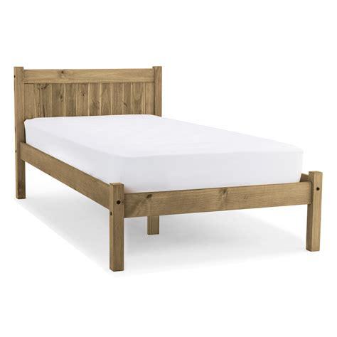 real wood bed frame wooden bed frame kiddicare