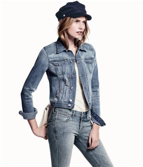 comment porter la veste en jean magazine f 233 minin en ligne