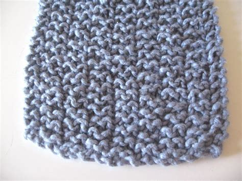 garter stitch in knitting how to knit the garter rib stitch 171 knitting crochet