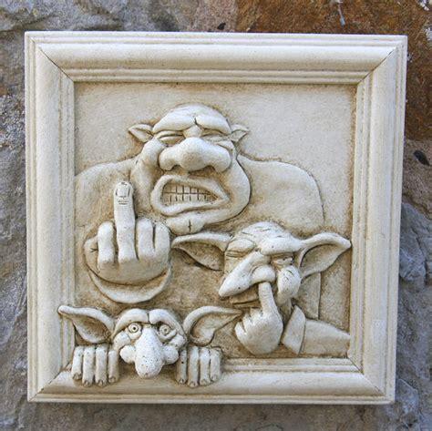 garden wall plaques garden wall plaque www pixshark images galleries