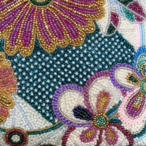 embroidery beading patterns bag of embroidery no but a photo of