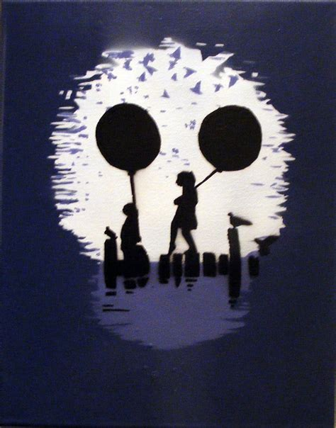 spray paint stencils how to make a spray paint stencil picture of creating