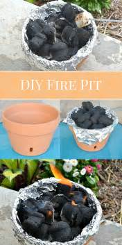 diy glass pit diy tabletop terra cotta pit diy pit terra