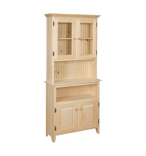 Kitchen Servers Furniture 32 inch hunt board hutch simply woods furniture
