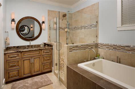 White Glass Tile Backsplash Kitchen tile trim ideas bathroom traditional with beige molding