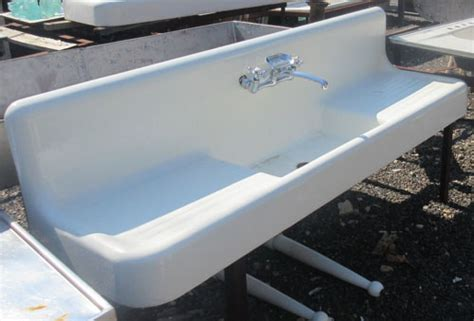 salvaged kitchen sinks kitchen sinks recycling the past architectural salvage