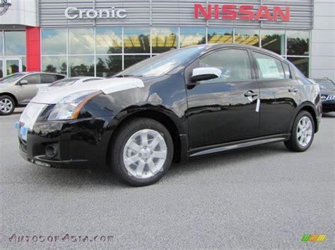 2011 Nissan Sentra Sr by 2011 Nissan Sentra 2 0 Sr In Black 605966 Autos