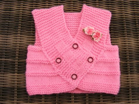 baby knitted vest pattern maybebaby designs knitting patterns for baby charity