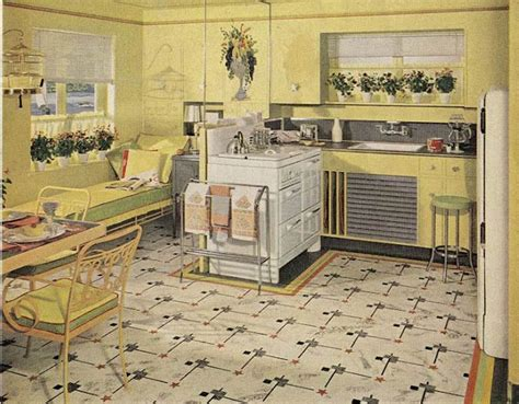 1940s kitchen design 21 early 1940s interior designs by hazel brown of
