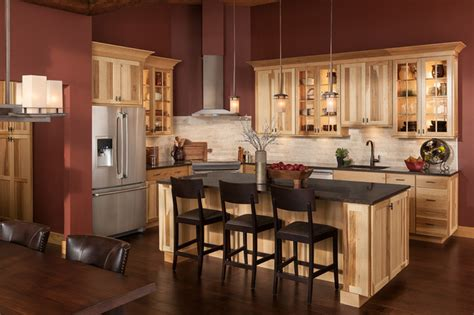 hickory kitchen cabinets wholesale 20 rustic hickory kitchen cabinets design ideas