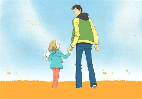 usagi drop anime review usagi drop breathing robot