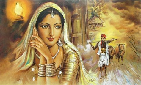 indian painting pics can speak beautiful indian paintings