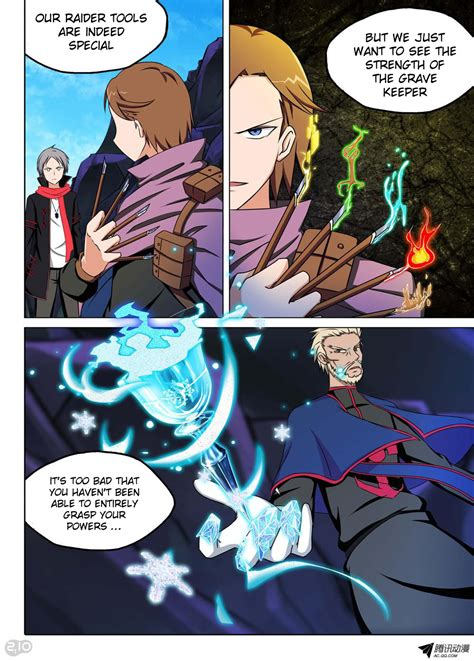 read sub indo read comic silver gravekeeper chapter 126 league