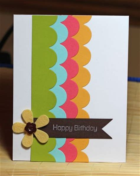 easy birthday card ideas because i am new to cardmaking i am always on the lookout