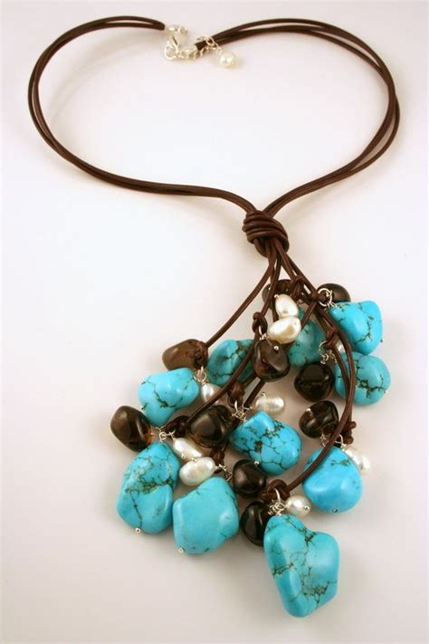 leather jewelry ideas 17 leather jewelry designs and ideas mostbeautifulthings