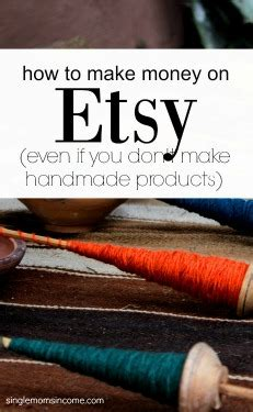 how to make money selling jewelry on etsy how to make money on etsy even if you can t make handmade