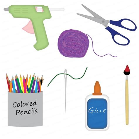 how to make arts and crafts for free and craft clipart clipartsgram
