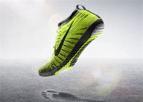 knitted nike shoes nike jumps into barefoot running with a new knit shoe wired