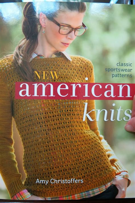 knitting books the fuzzy lounge knitting book review new american