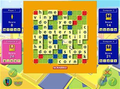 is ra a word in scrabble junior scrabble pc cd small 4032222602393 ebay