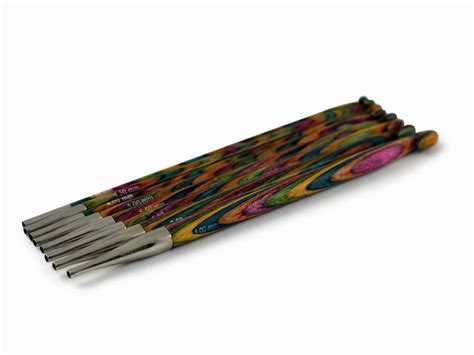 tunisian knitting needles 80 best images about crochet afghan hooks on