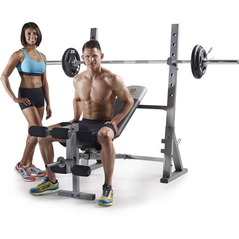 Folding Bench Press Weight Set by Workout Routines With Weight Bench Most Popular Workout