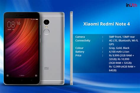 xiaomi redmi note 4 xiaomi redmi note 4 to go on sale today