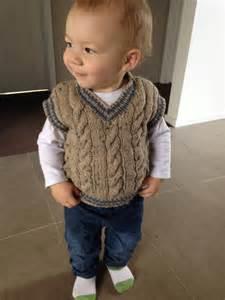 baby vest free knitting pattern toddler vest knanaknits