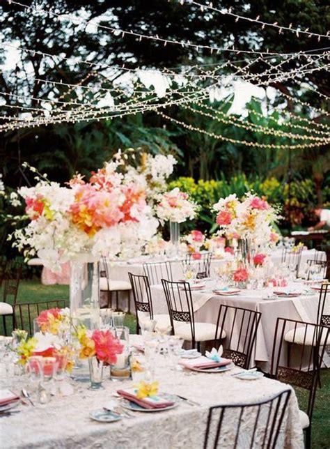 backyard reception ideas 55 backyard wedding reception ideas you ll