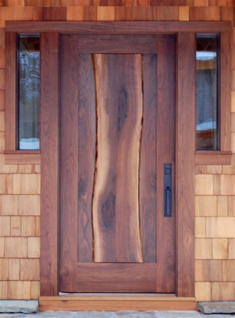 woodworkers doors newwoodworks live edge woodworking rustic front