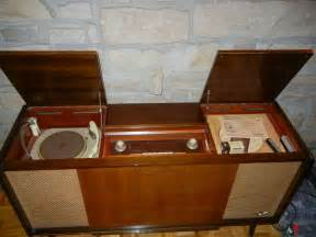 vintage stereo cabinet with turntable vintage antique grundig console stereo turntable radio photo 552644 canuck audio mart