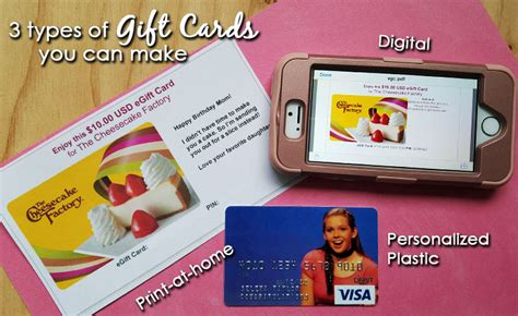 who makes gift cards how to make your own gift cards in 4 easy steps gcg