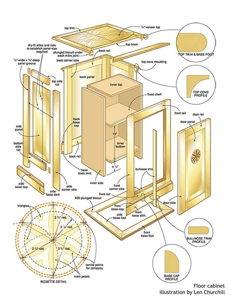 woodworking cabinet plans free woodworking plans 187 plansdownload