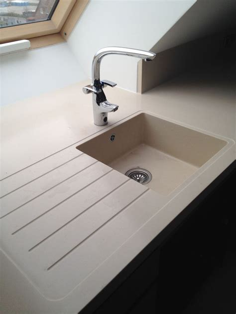 solid surface kitchen sinks 121 best images on solid