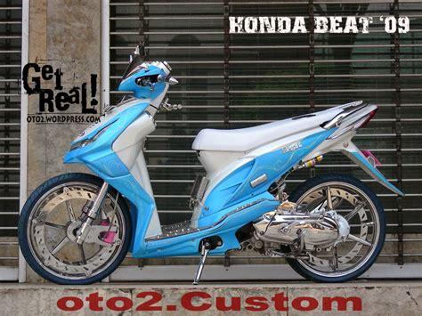 Modification Motor Beat Merah by Image Modification Honda Beat Photos Modified Honda Beat