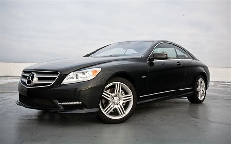 Mercedes Cl550 by 2012 Mercedes Cl550 4matic Editors Notebook