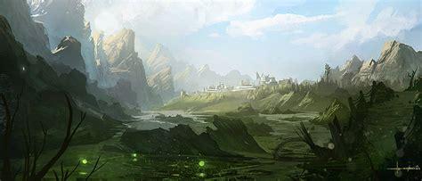 valley lights light valley by exphrasis on deviantart