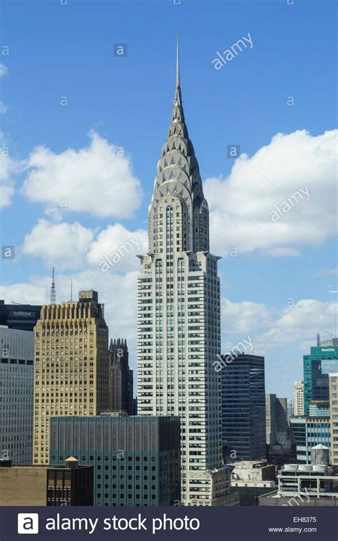 Chrysler Building New York City by The Chrysler Building Manhattan New York City New York