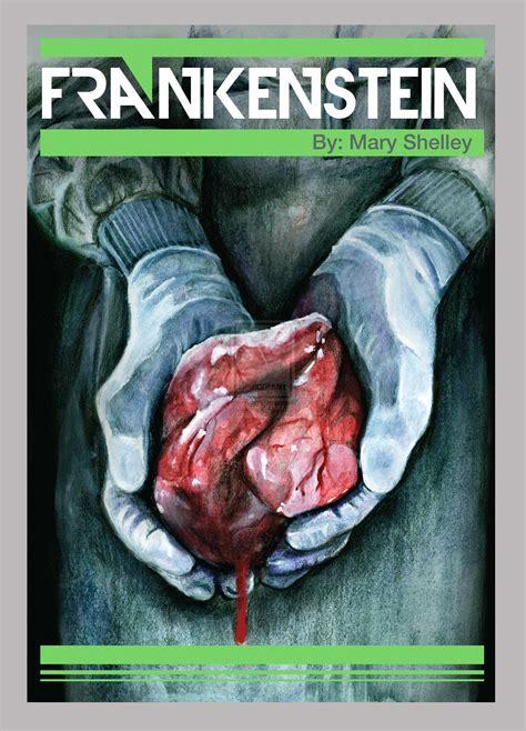 frankenstein picture book frankenstein book cover by adamkoon on deviantart
