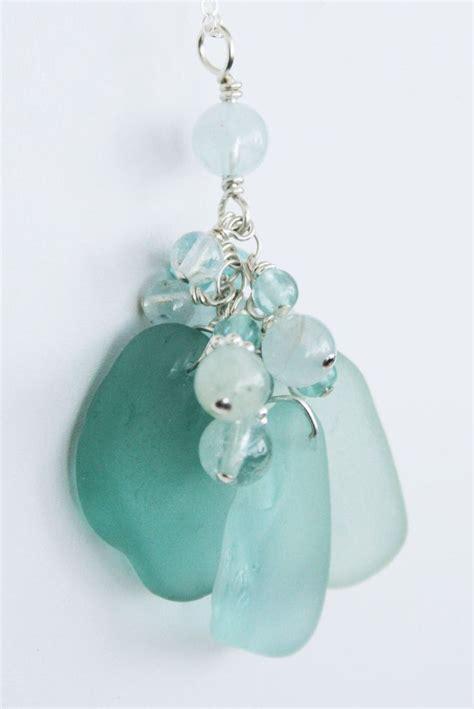 sea glass jewelry 17 best ideas about sea glass jewelry on sea